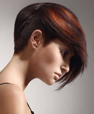 I so want this!!!!!!!!!    Creative Short Hairstyles 2012 - Hair Styles