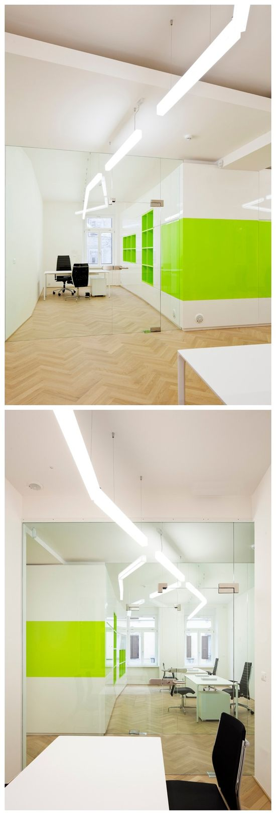 Modern Corporate Office Design