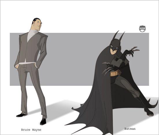 Bruce......Bats