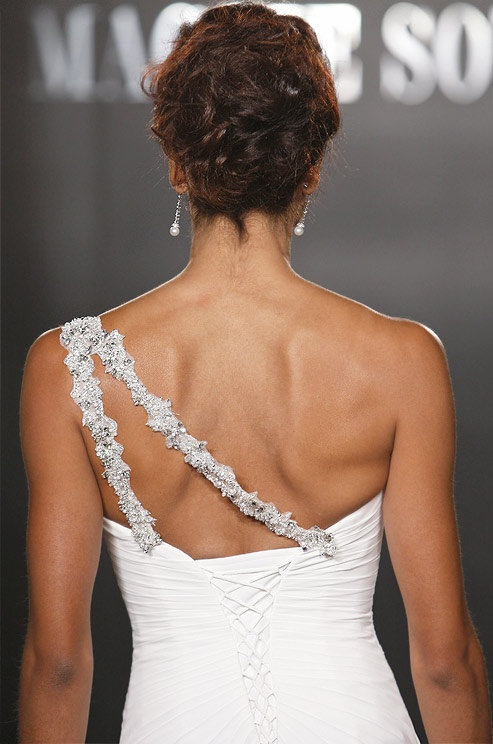 Maggie Sottero wedding dress, Fall 2012