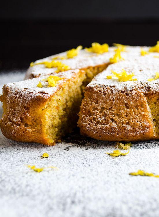 Zesty #Lemon #Carrot #Cake