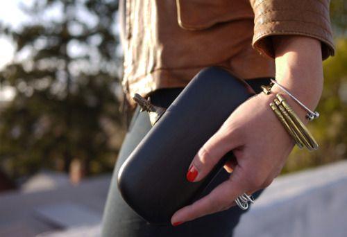 nails + bracelets