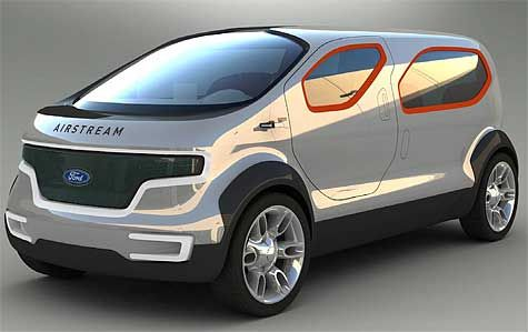 Ford Airstream concept?