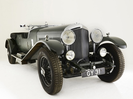 1931 Bentley 8 Litre Sports Tourer by James Pearce