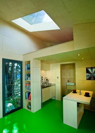EcoSpace Holiday Home Design