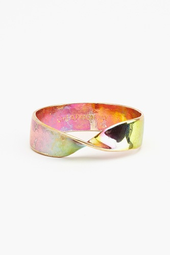 Faded twist bangle and more under-100 jewels
