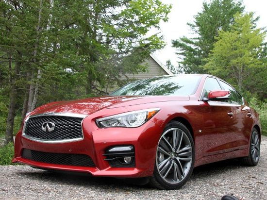 The new Infiniti Q50 is a bold step in the automaker's quest for significance in the sport/luxury segment. #cars #Infiniti