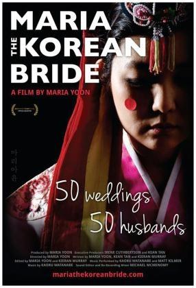 Sarasota Film Festival : Interview with Maria Yoon. Maria The Korean Bride.