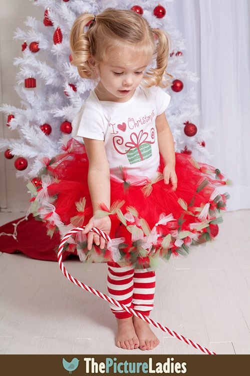 OMG I'm thinking Nanie's christmas outfit!!