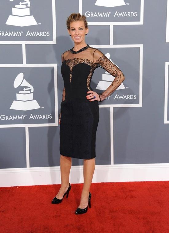 Faith Hill's Grammys look: yea or nay?