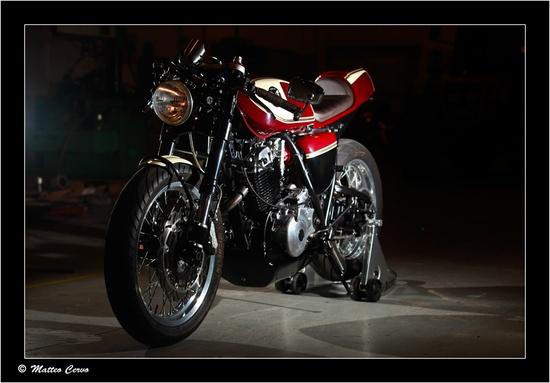 More of Plan B Motorcycles