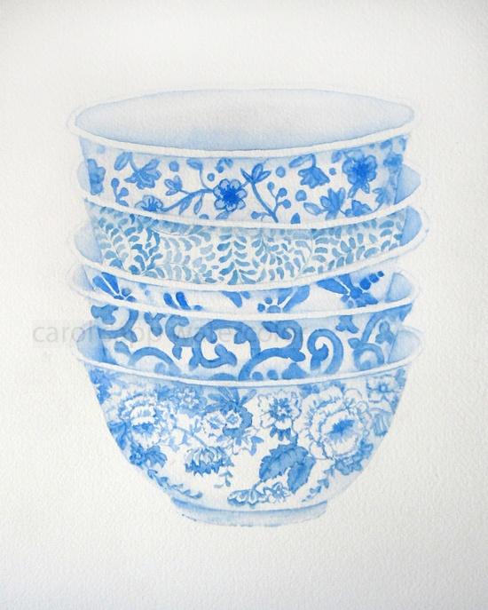 bowls  Carol Sapp