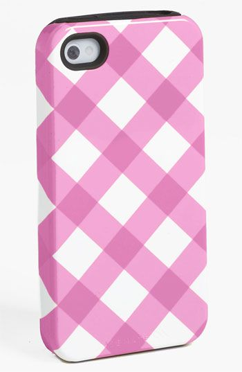 Case-Mate® Gingham iPhone 5 Case