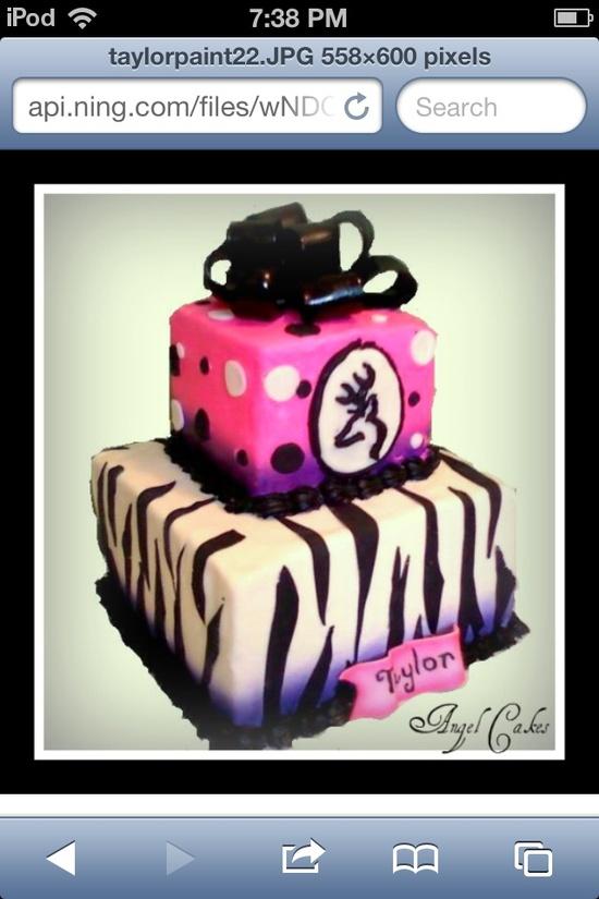 16th birthday cake!