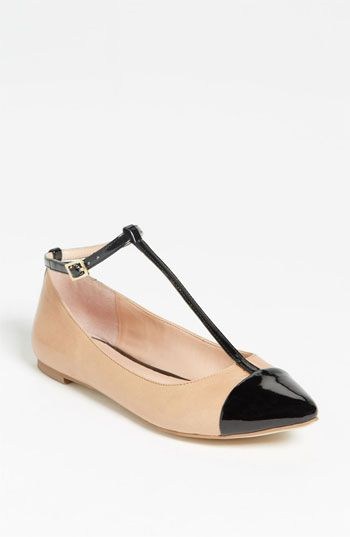 Julianne Hough for Sole Society 'Addy' Flat #Nordstrom #Shoes