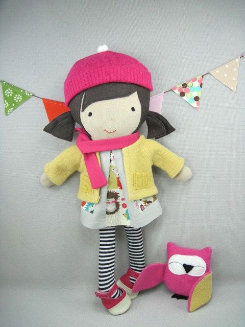 Handmade doll perfect for my little girl