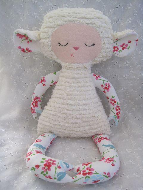 cute softie lamb