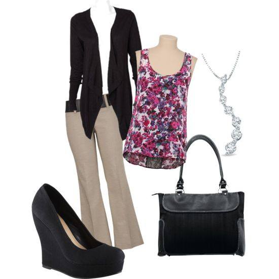 """""""work outfit"""" by kristina-toms-green on Polyvore"""