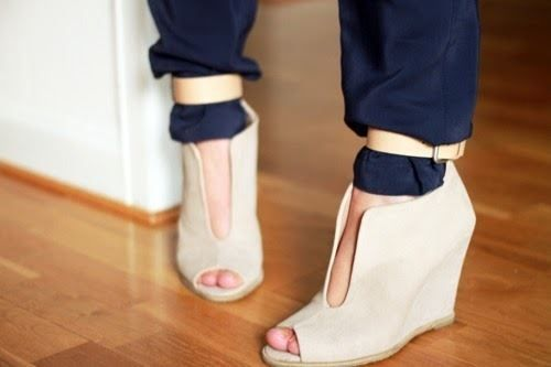 These shoes are amazing.