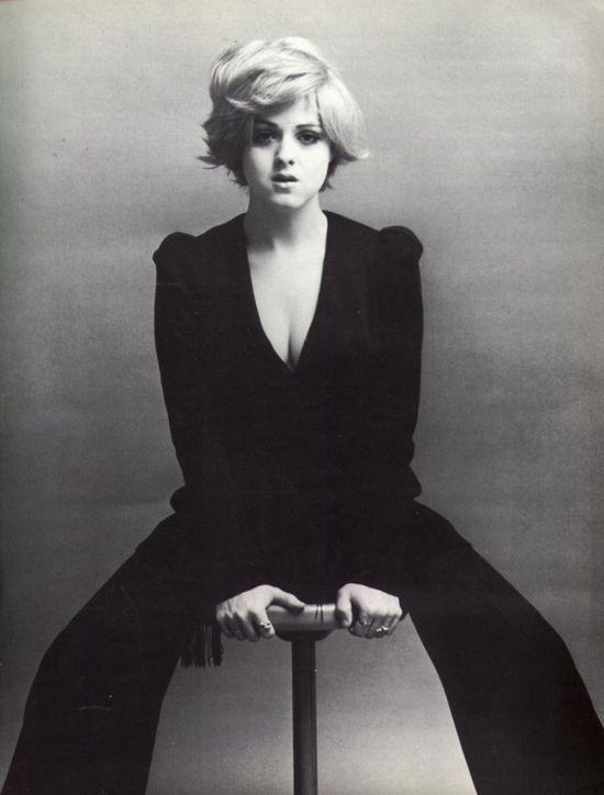 Bernadette Peters...