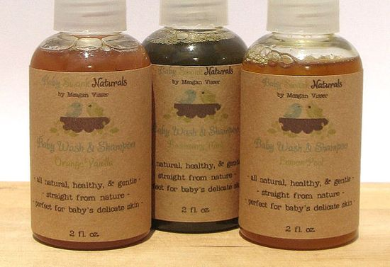 Love Babyswank's organic baby products