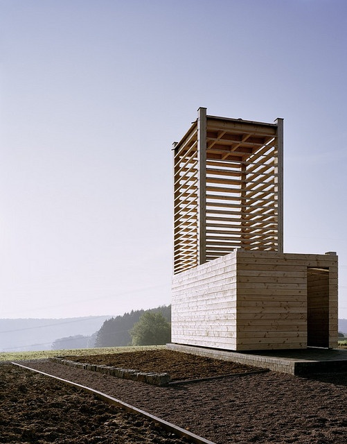 Good Millwork: Architecture Students Design Build Project by Good Millwork, via Flickr