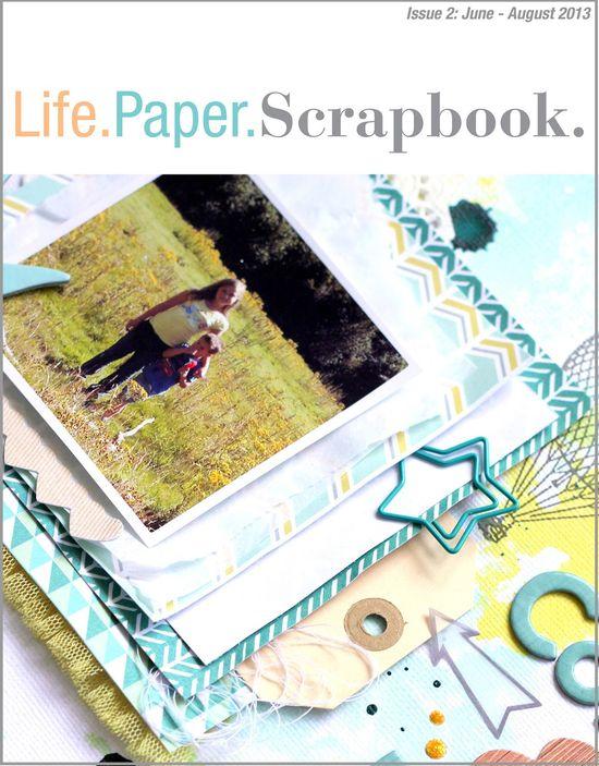 #papercraft #scrapbook #layouts  via Life.Paper.Scrapb...