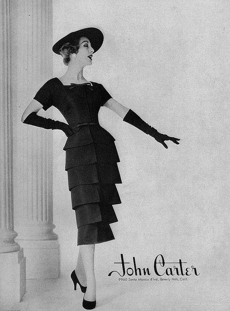 September Vogue 1957