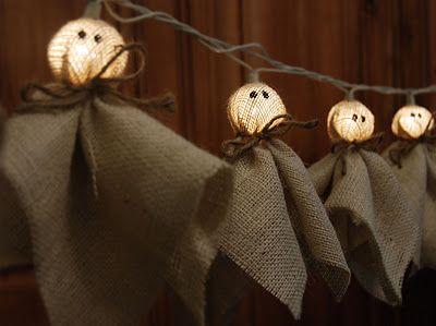 Halloween Ghost Lights~