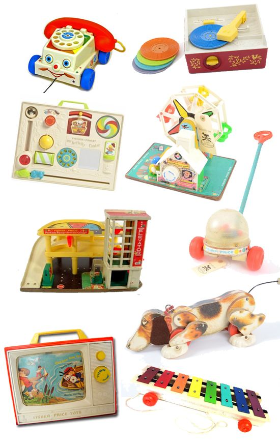 I had all these toys!