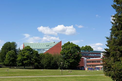 otaniemi - university main building - Aalto