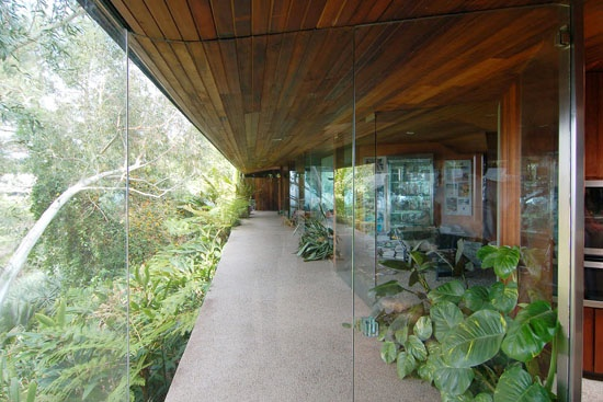 Sheats/Goldstein residence - John Lautner