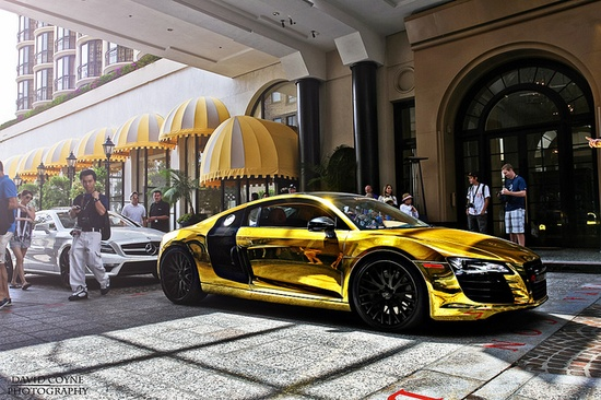 Struck Gold! by David Coyne Photography, via Flickr
