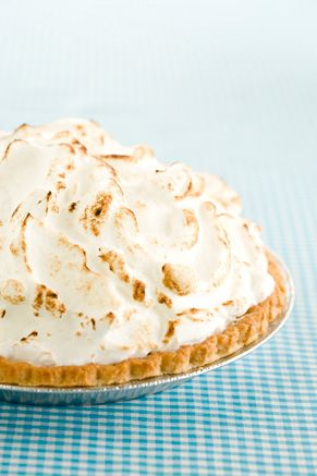 Paula Deen Lemon Meringue Pie