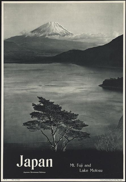 Travel Poster - Japan