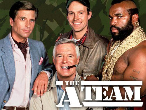 The A-Team: Season One: George Peppard, Dirk Benedict, Mr. T, Dwight Schultz: Movies & TV