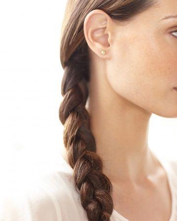 Hair-Braiding How-To: The Classic Braid