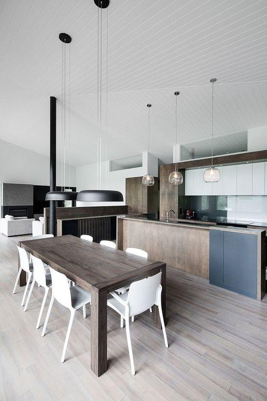 La Sentinelle by Naturehumaine #interiors #design #home #decor #house #dining #lorimantegna
