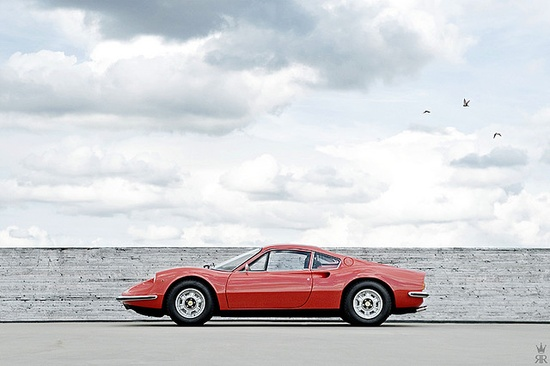 Ferrari Dino 246GT, 1974