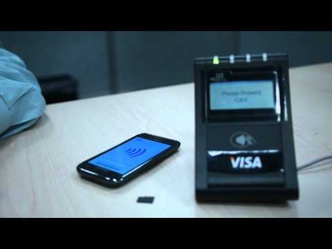 Visa Mobile Payment System for Smart Phones