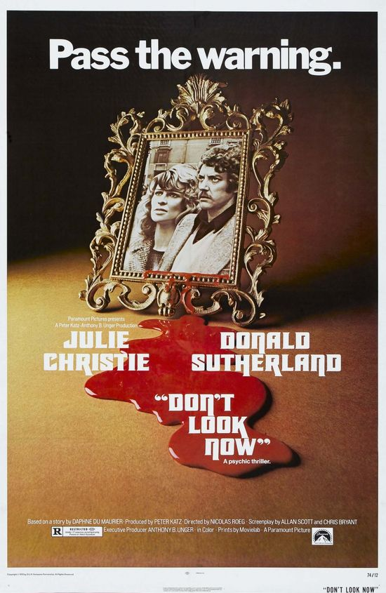 Don't Look Now (1973) Horror Movie