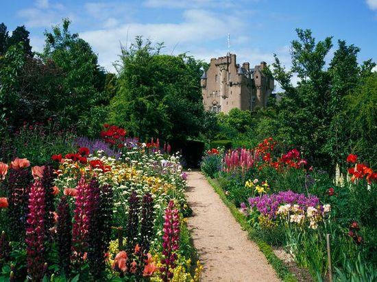Crathes Castle, Abrdeenshire