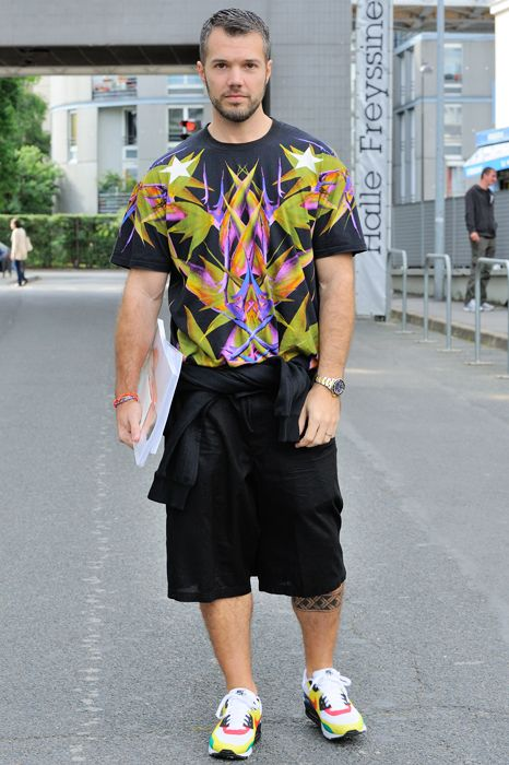 PARIS MEN FASHION WEEK: GIVENCHY