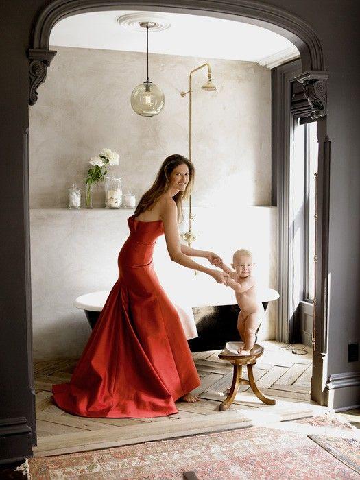 Jenna Lyons #chic #fashionable #Mom