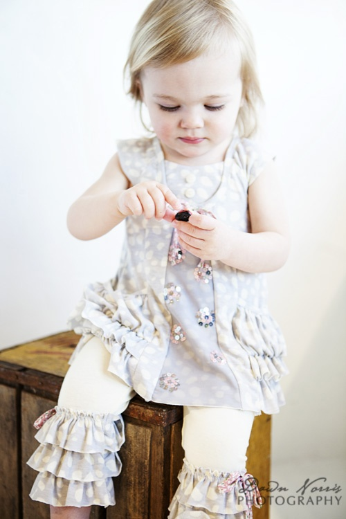 Baby Sara outfit