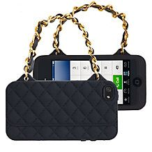 Our Purse iPhone Cover makes a haute holiday stocking stuffer.
