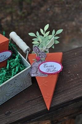 petal cone die carrots
