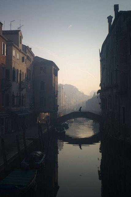 Venezia, Italy / photo by Alexander