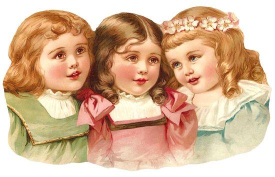 Сладости девочек