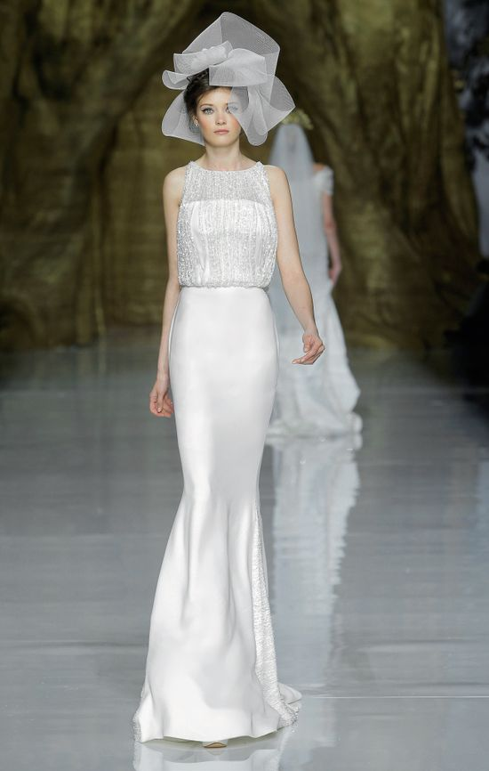 Pronovias Wedding Dress // Photos courtesy